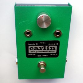 carlin ringmodulator original; Nils Olof Carlin