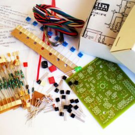 carlin-phaser-kit-pcb-components