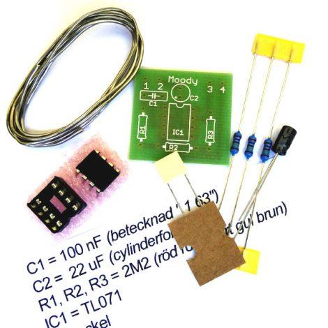 moody-buffer-pcb-components