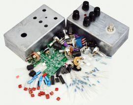 parametric compressor kit