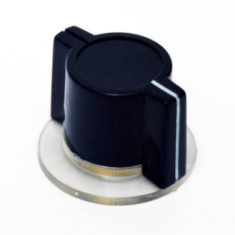 dark blue vintage mixer knob