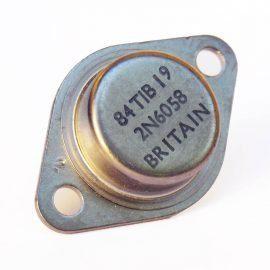 Transistor 2N6058